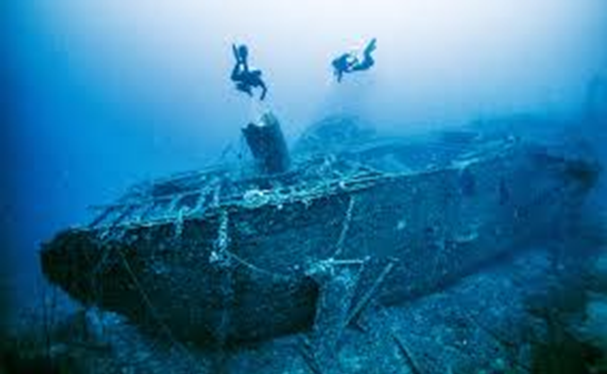 Hans Schmidt Wreck is an impressive and still kept boat wreck off Rovinj