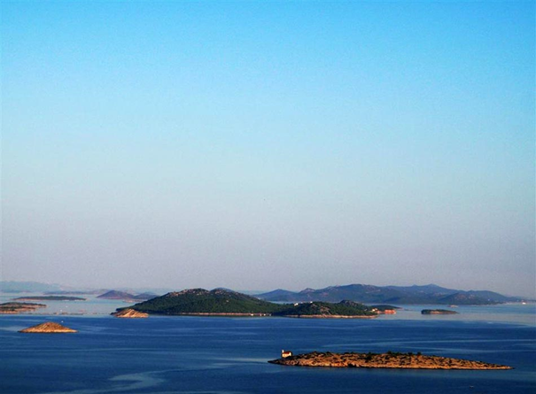 Beautiful islands of Murter - Vrgada, Murvenjak and Murter