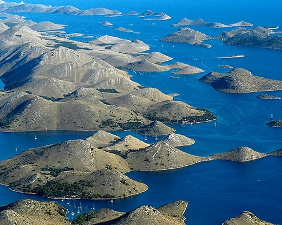 Breathtaking Kornati national park is within your reach with one click